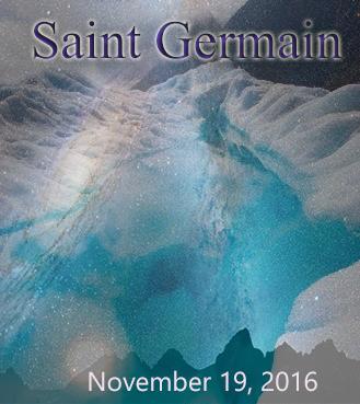 Saint Germain – On Harmonious Living